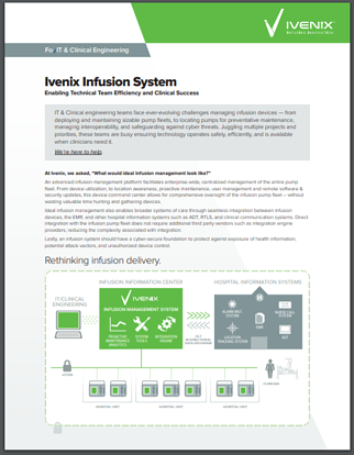 Ivenix-Infusion-Product-Brief-IT-Clinical-Engineering